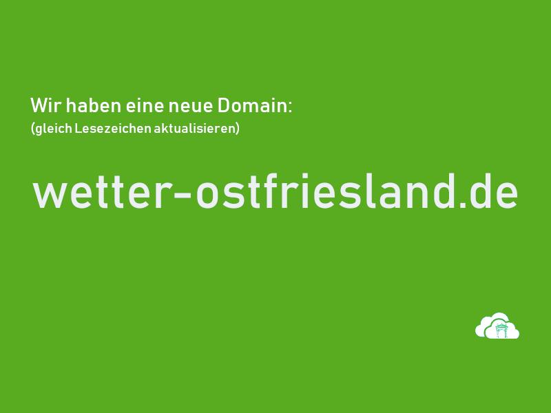 wetter ostfriesland